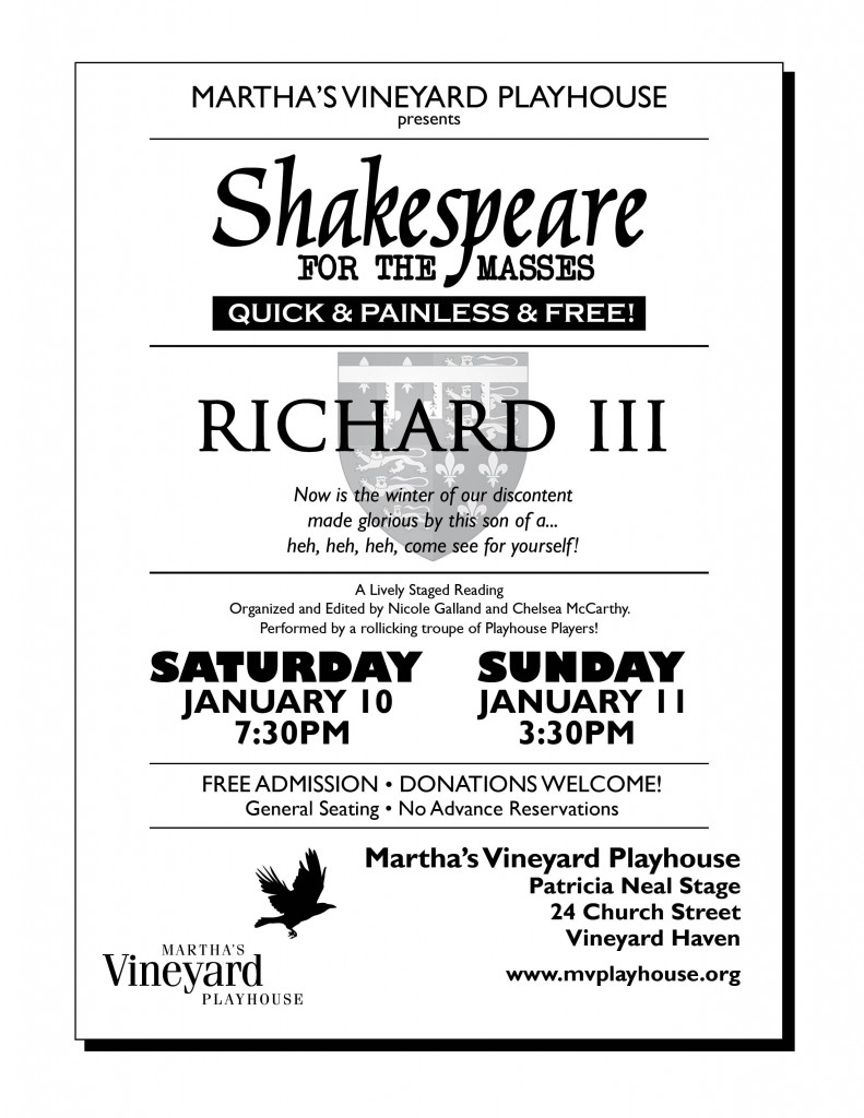 S4M Richard III 2014