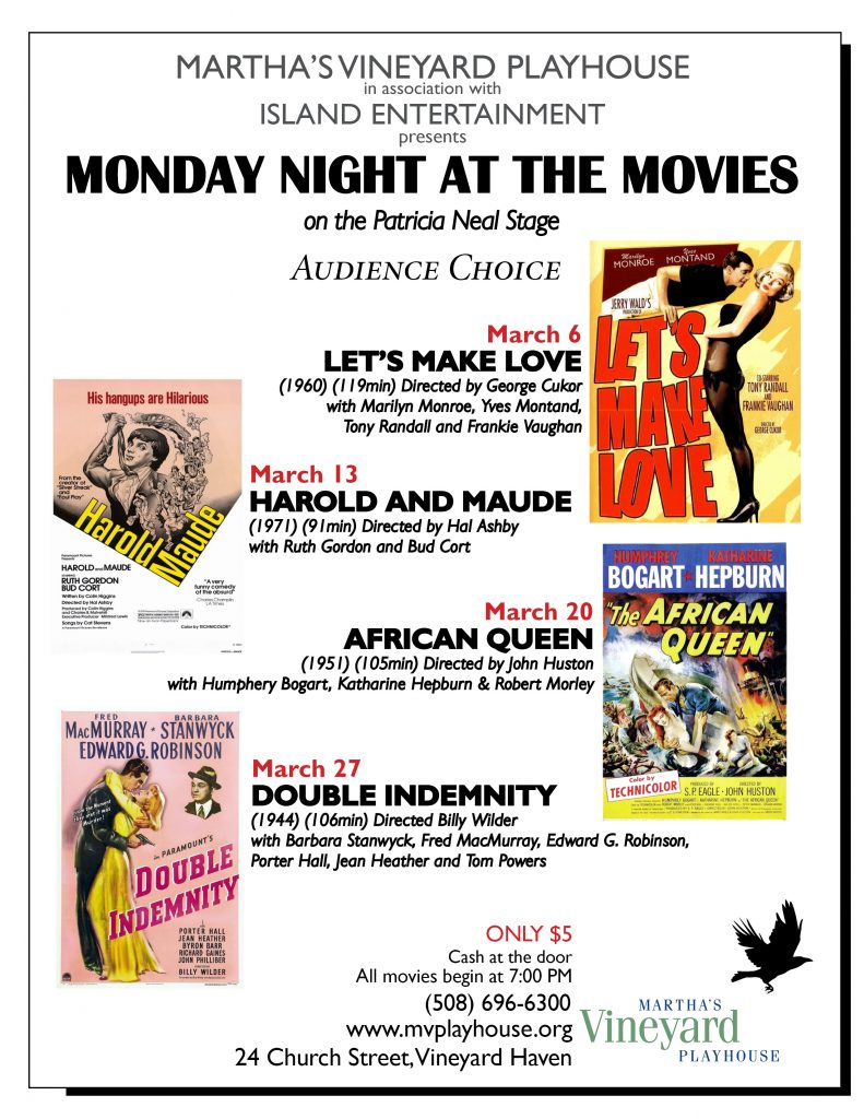 Monday Movies - March