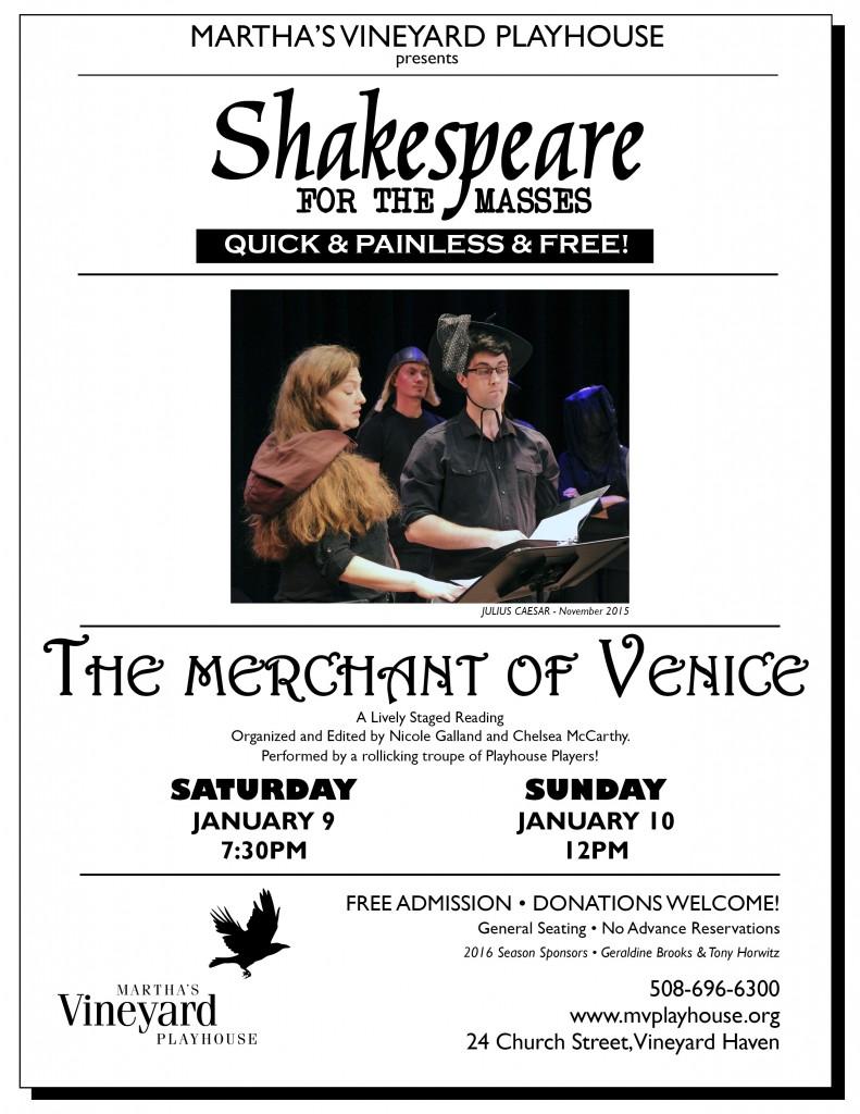 S4M Merchant of Venice