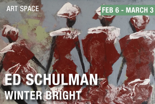Ed Schulman - Art Space