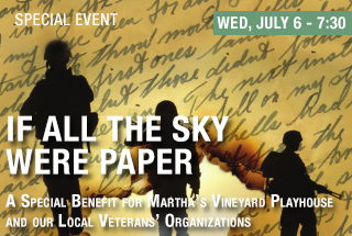 If All the Sky Were Paper