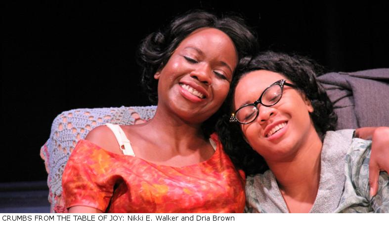 Nikki E. Walker & Dria Brown-Caption