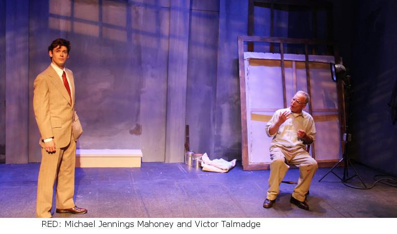 Michael Jennings Mahoney and Victor Talmadge