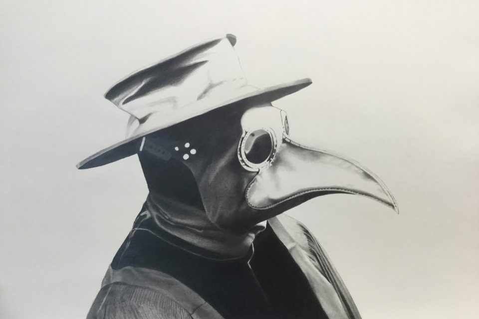 Plague doctor James Langlois 3 22 2017 copy