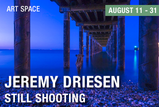 Jeremy Driesen - Art Space