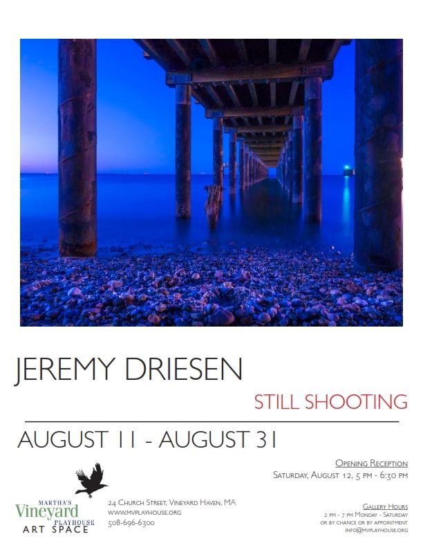 Jeremy Driesen ArtSpace Flyer_001