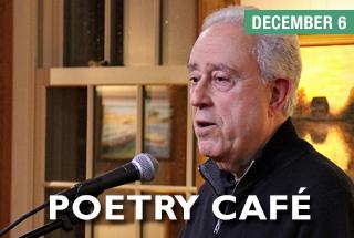 Poetry Cafe December