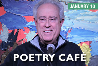 Poetry Cafe January