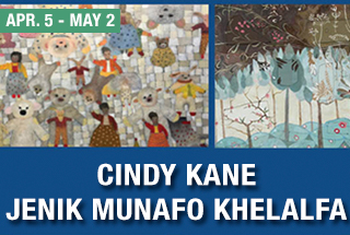 Cindy Kane and Jenik Munafo Khelalfa