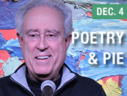 Poetry and Pie, December