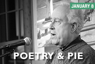 Poetry and Pie, January
