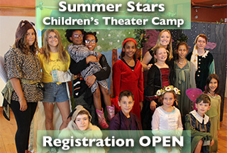 Summer Stars Children's Theater Camp